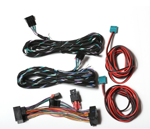 stereo 4/6 harness