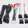 ASD Stereo Harness RCA woofer kit